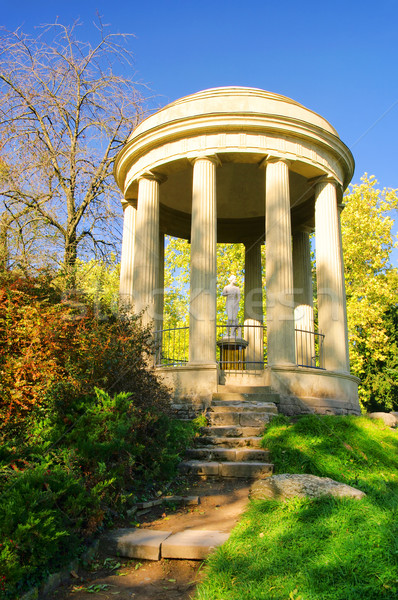 English Grounds of Woerlitz Temple of Venus 02 Stock photo © LianeM