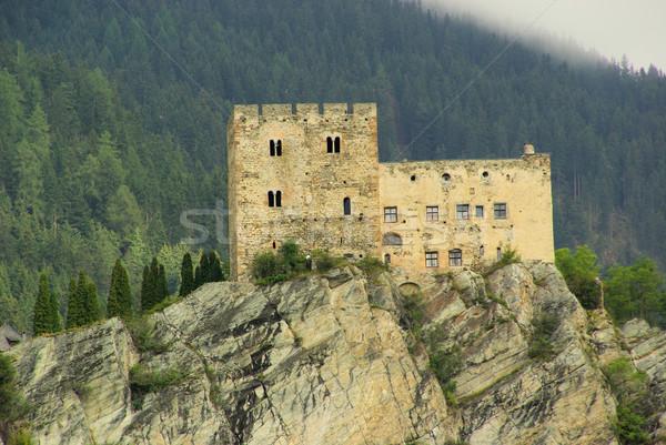 Ladis castle Laudegg 02 Stock photo © LianeM