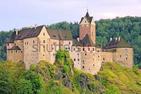 Bolzano Maretsch Castle  Stock photo © LianeM