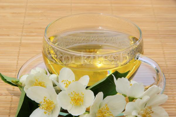 Jasmine tea 10 Stock photo © LianeM