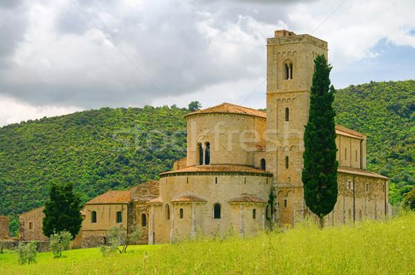 Sant Antimo 07 Stock photo © LianeM