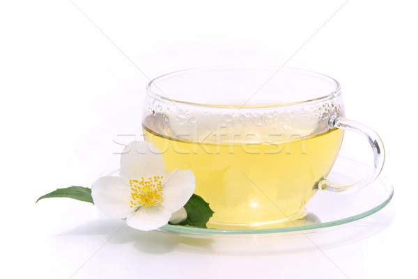 Jasmine tea 06 Stock photo © LianeM