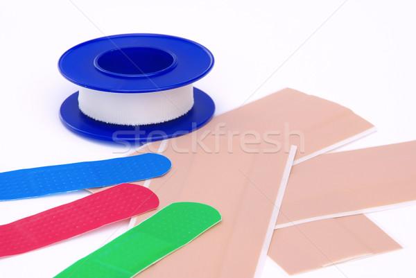 Adhesive plaster 05 Stock photo © LianeM