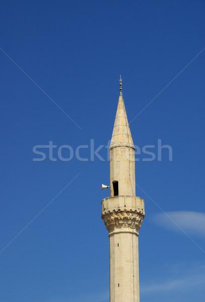 Mostar mosque 06 Stock photo © LianeM