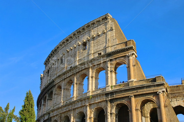 Rom Colosseum 05 Stock photo © LianeM