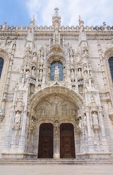 Lisbon Jeronimos Monastery 03 Stock photo © LianeM