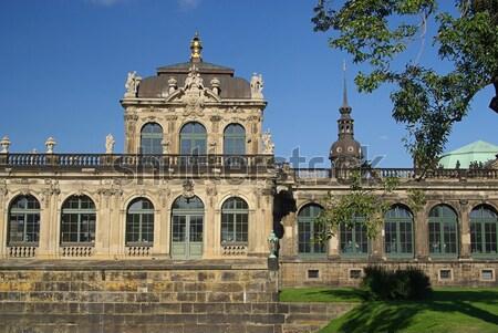 Dresden Zwinger  Stock photo © LianeM