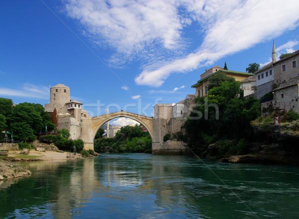 Mostar 25 Stock photo © LianeM