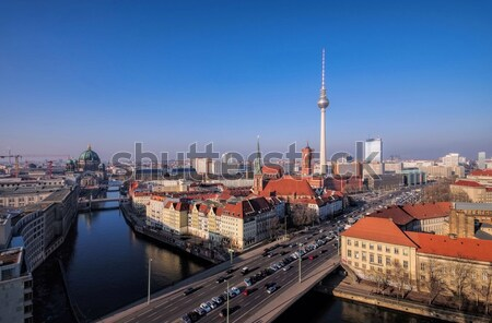 Berlin  Stock photo © LianeM