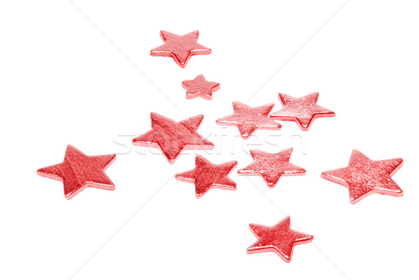 stars on white 31 Stock photo © LianeM