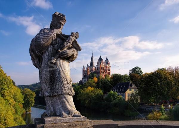 Limburg cathedral  Stock photo © LianeM