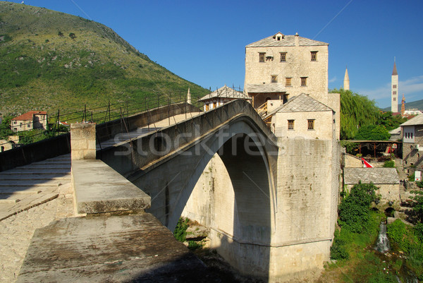 Mostar 08 Stock photo © LianeM