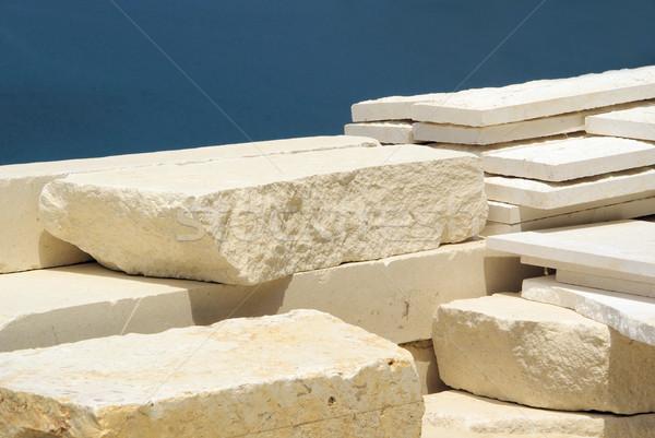 marble quarry 09 Stock photo © LianeM