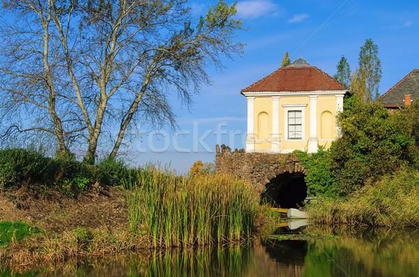 English Grounds of Woerlitz Eisenhart  Stock photo © LianeM