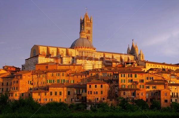 Siena 03 Stock photo © LianeM