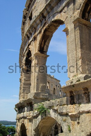 Pula 20 Stock photo © LianeM