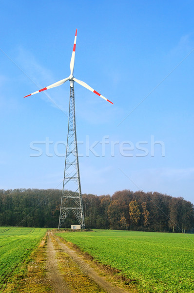 Wind turbine 31 Stock photo © LianeM