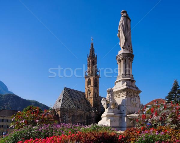 Bolzano in Italy Stock photo © LianeM