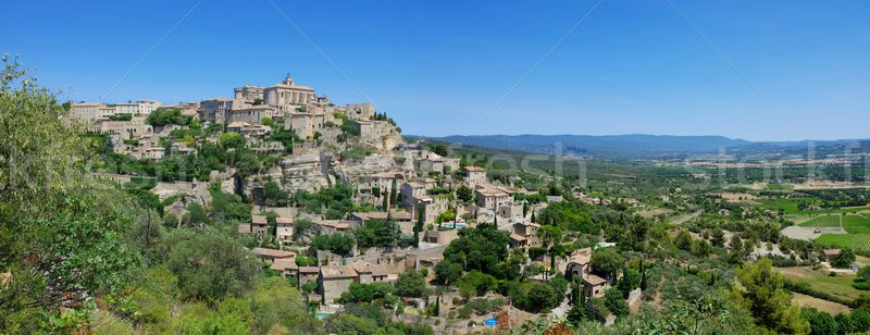 Gordes 29 Stock photo © LianeM