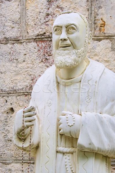 Padre Pio 01 Stock photo © LianeM