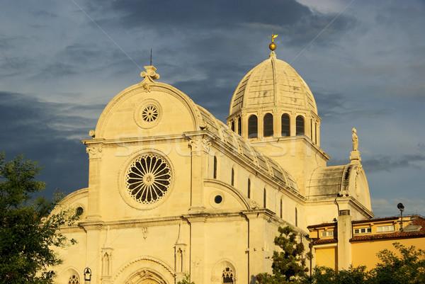 Sibenik Cathedral 03 Stock photo © LianeM