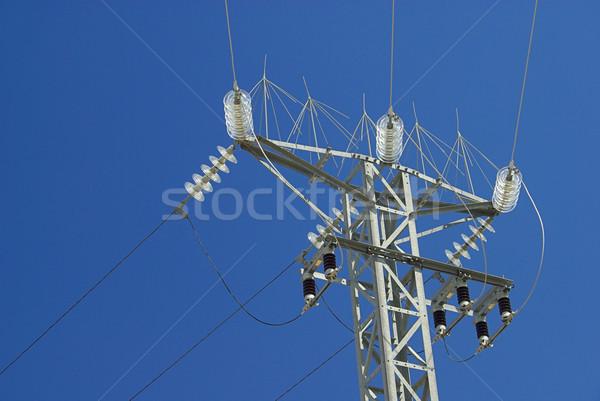 pylon 03 Stock photo © LianeM