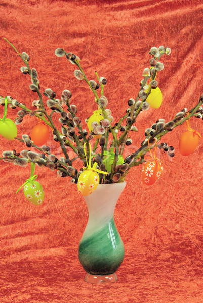 easter floral bouquet 03 Stock photo © LianeM