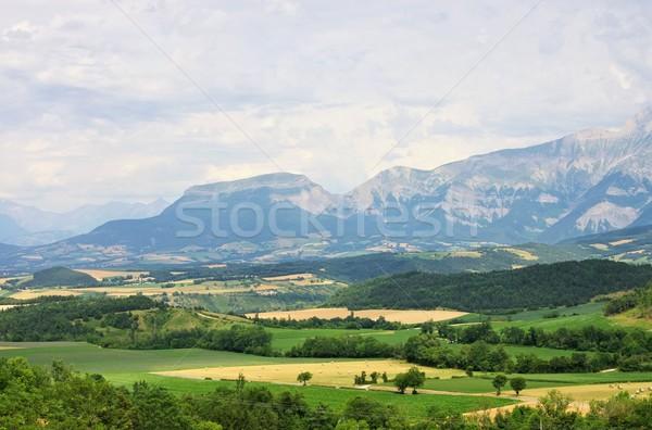 Massif Taillefer French Alps 05 Stock photo © LianeM
