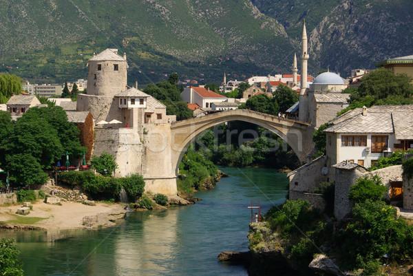 Mostar 15 Stock photo © LianeM