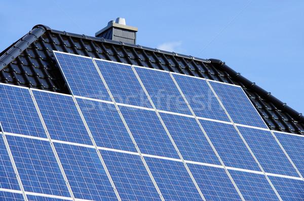 solar plant 97 Stock photo © LianeM