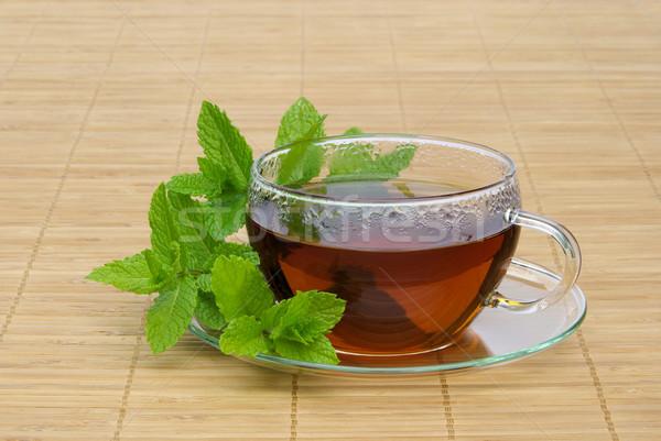 tea Peppermint 11 Stock photo © LianeM