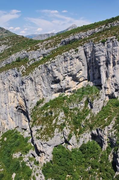 Grand Canyon 15 montanha rocha montanhas colina Foto stock © LianeM