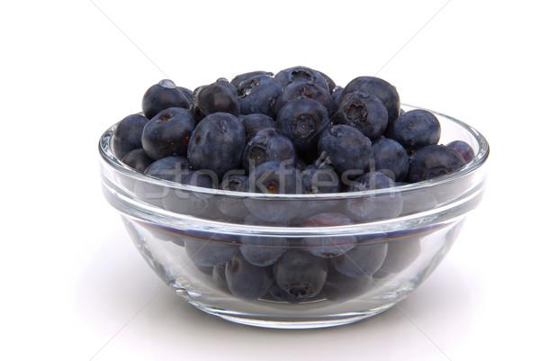 Heidelbeere - blueberry 12 Stock photo © LianeM