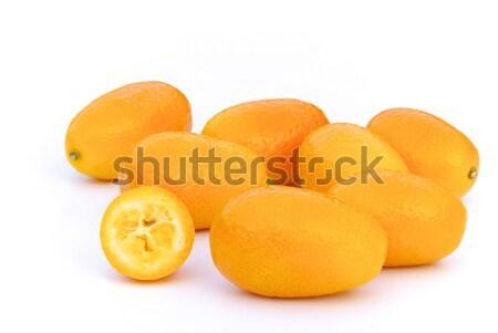 Kumquat 12 Stock photo © LianeM