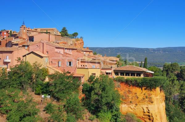 Roussillon 23 Stock photo © LianeM