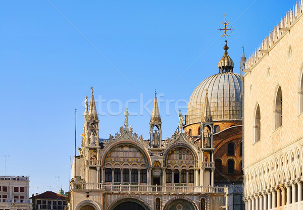 Venedig Basilica di San Marco 02 Stock photo © LianeM