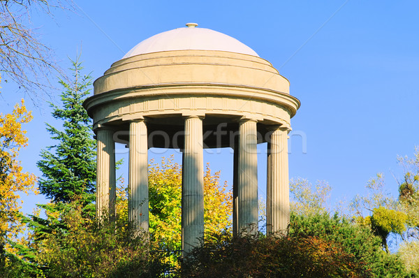 English Grounds of Woerlitz Temple of Venus 032 Stock photo © LianeM