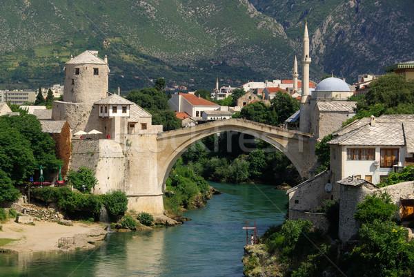 Mostar 16 Stock photo © LianeM