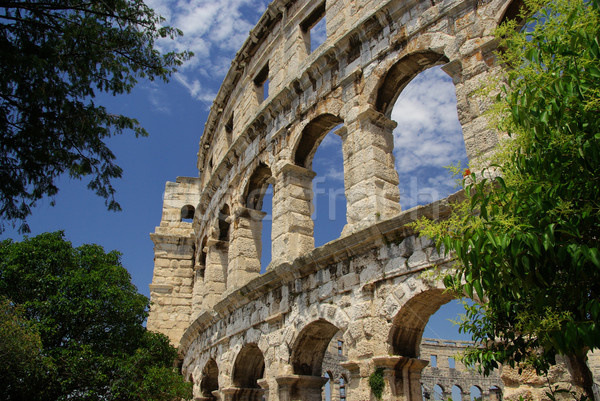 Pula 09 Stock photo © LianeM