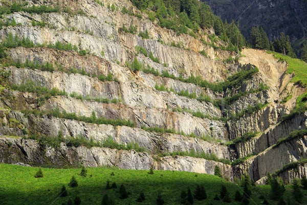 Kauner Valley quarry 02 Stock photo © LianeM