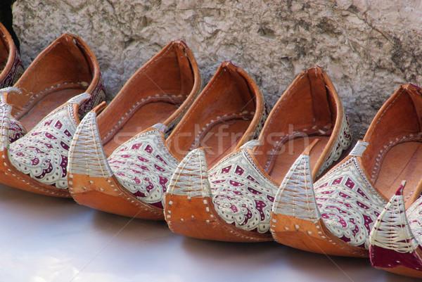 shoes 01 Stock photo © LianeM