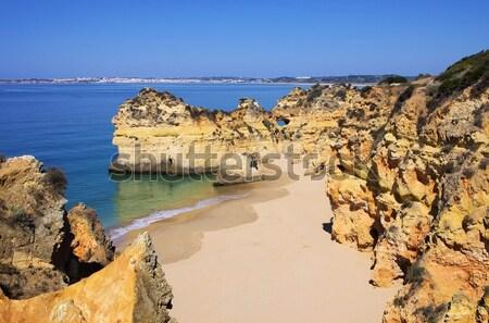 Algarve beach 07 Stock photo © LianeM