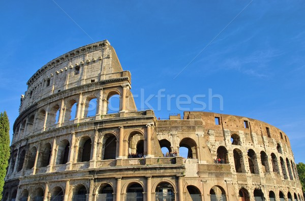 Rom Colosseum  Stock photo © LianeM