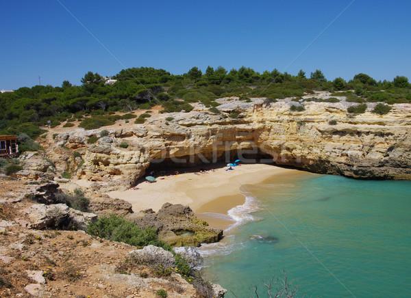 Algarve beach 06 Stock photo © LianeM