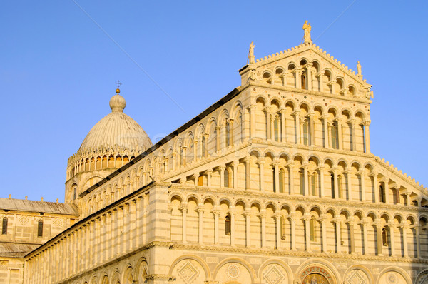 Pisa cathedral 05 Stock photo © LianeM