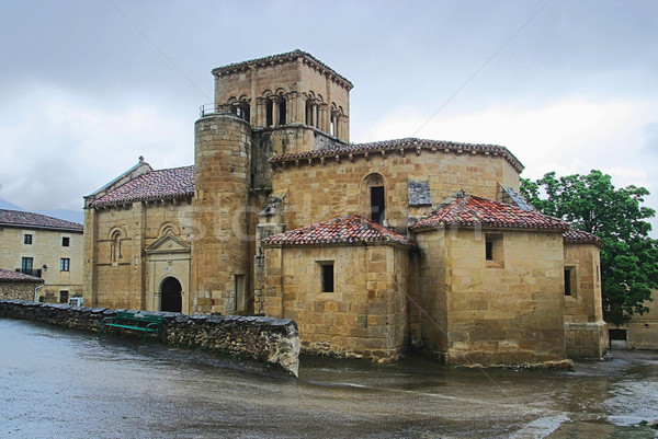El Almine church 03 Stock photo © LianeM