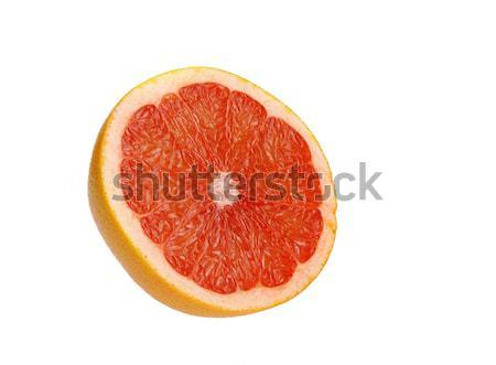 грейпфрут 19 фрукты оранжевый желтый свежие Сток-фото © LianeM