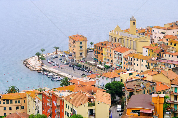 Porto Santo Stefano 01 Stock photo © LianeM