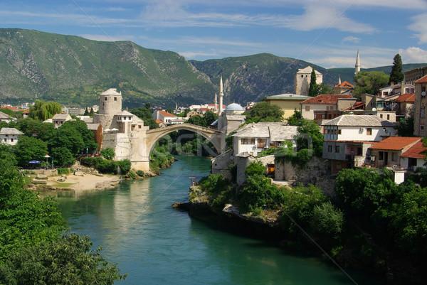Mostar 14 Stock photo © LianeM