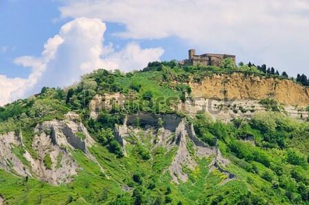 Arco castle  Stock photo © LianeM